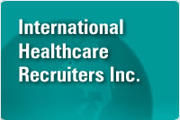 International Healthcare Recruiters Inc. (logo)